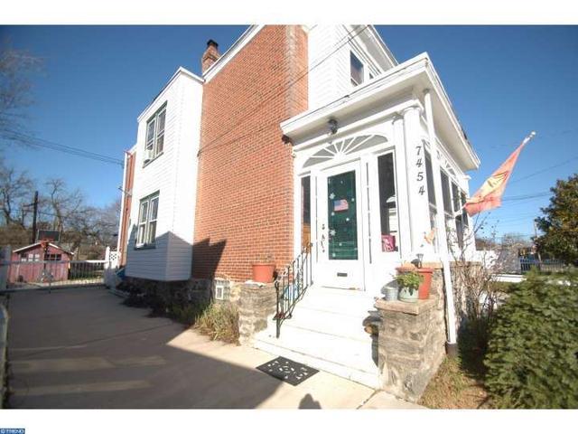 7454 Rockwell Ave, Philadelphia PA 19111