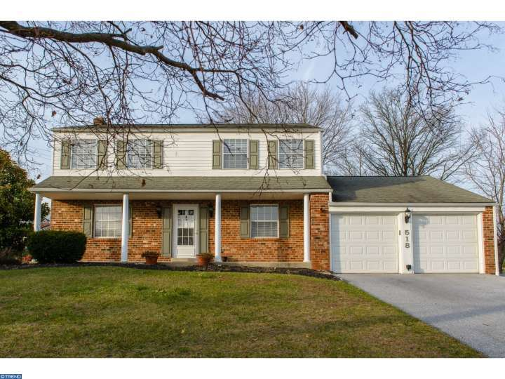 518 Valleywyck Dr, King Of Prussia, PA