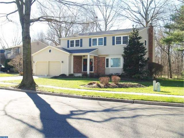 773 Cornwallis Dr, Mount Laurel NJ 08054