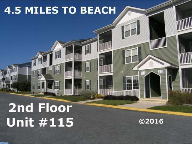 35552 Atlantic Cir #APT 115, Rehoboth Beach, DE