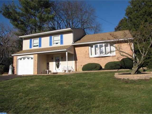 Homes For Sale Burgundy Hills Southampton Pa