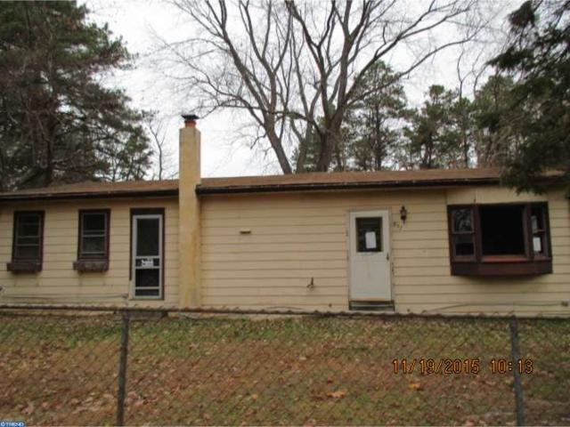 837 Forest Ave, Browns Mills, NJ