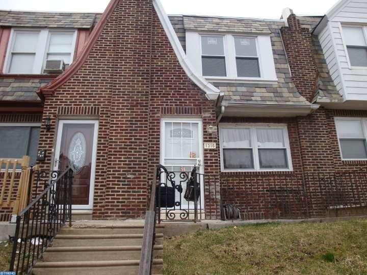 1316 Gilham St, Philadelphia, PA