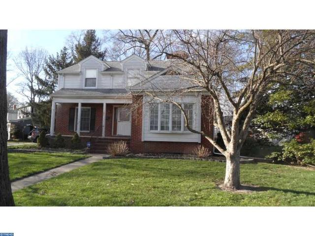 1601 Cedar Ave, Haddon Heights, NJ 08035