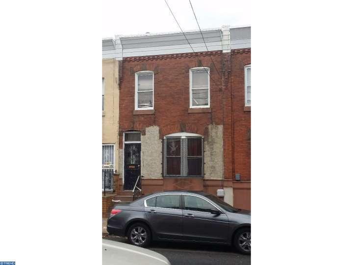 1637 S 27th St, Philadelphia, PA