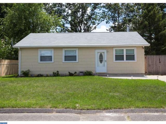43 Jerome Ave, Sicklerville, NJ 08081