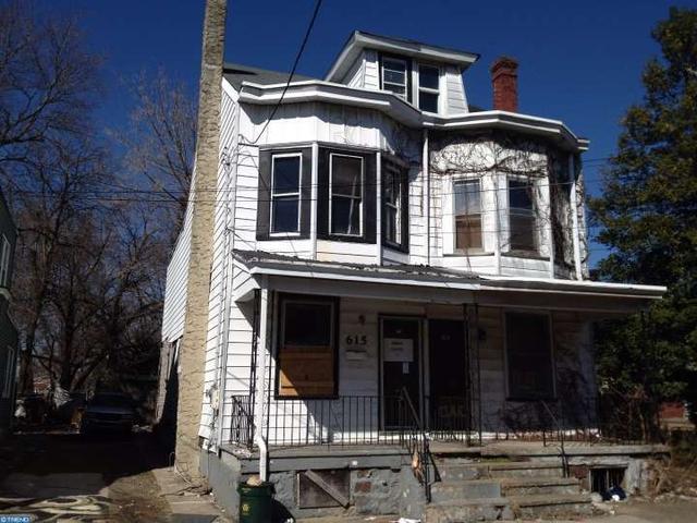 615 N Willow St, Trenton, NJ