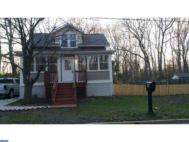 129 Manor Rd, Gibbsboro NJ 08026
