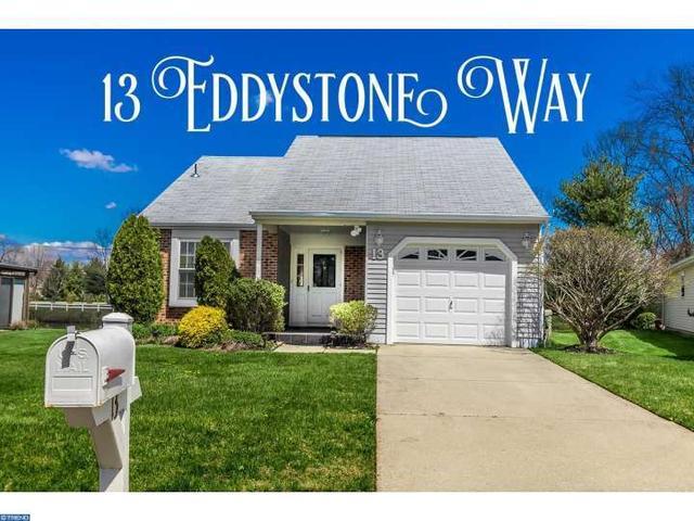 13 Eddystone Way, Mount Laurel NJ 08054