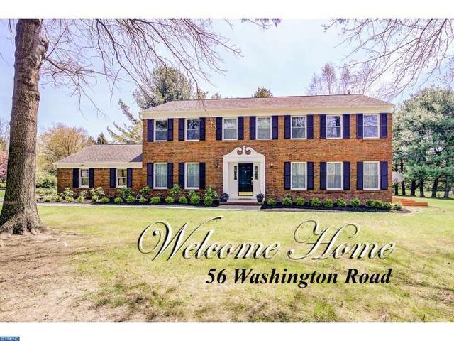 56 Washington Dr, East Windsor NJ 08512