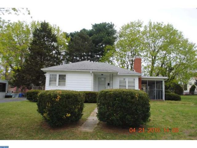 33 Ridge Ave, Bridgeton NJ 08302