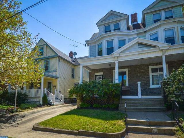 510 Crest Ave, Elkins Park PA 19027
