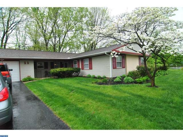 11 Noble Pass, Willingboro, NJ 08046