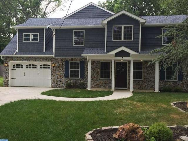 7 E Upland Way, Haddonfield, NJ 08033