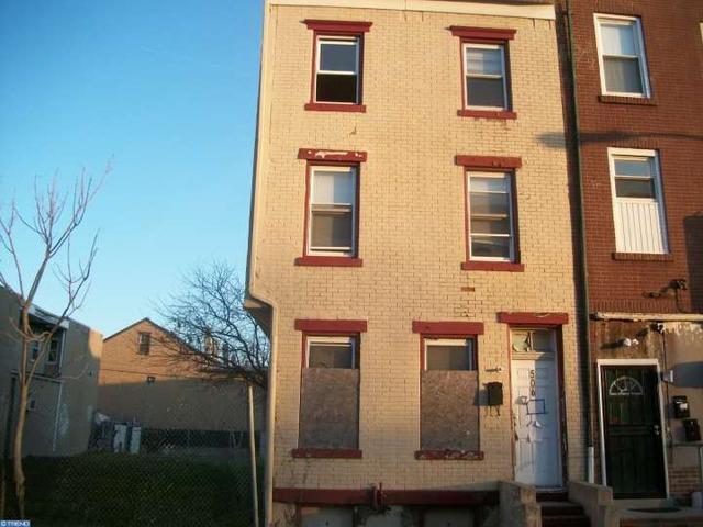 506 N Clinton Ave, Trenton, NJ 08638