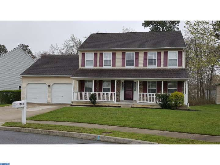 138 Quiet Road, Sicklerville, NJ 08081