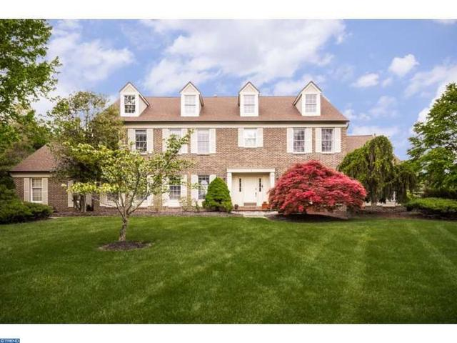 1 Norfolk Dr, Princeton Junction NJ 08550