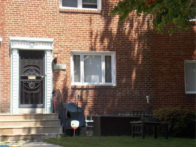 8331 Thouron Ave, Philadelphia PA 19150