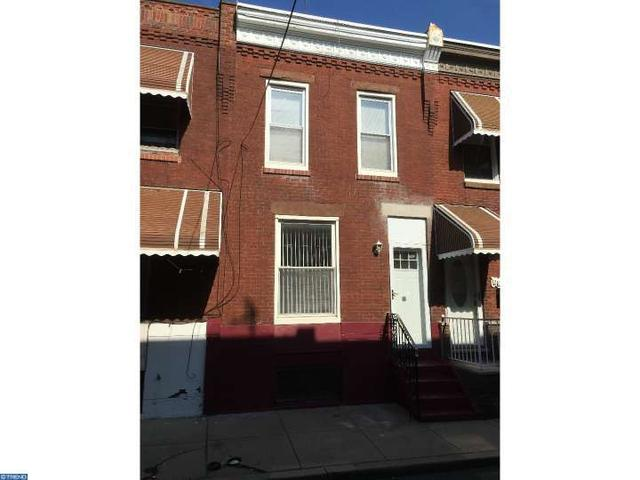 2025 S Bouvier St, Philadelphia, PA