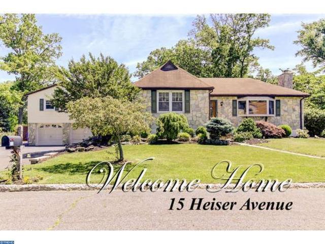 15 Heiser Ave Trenton, NJ 08610