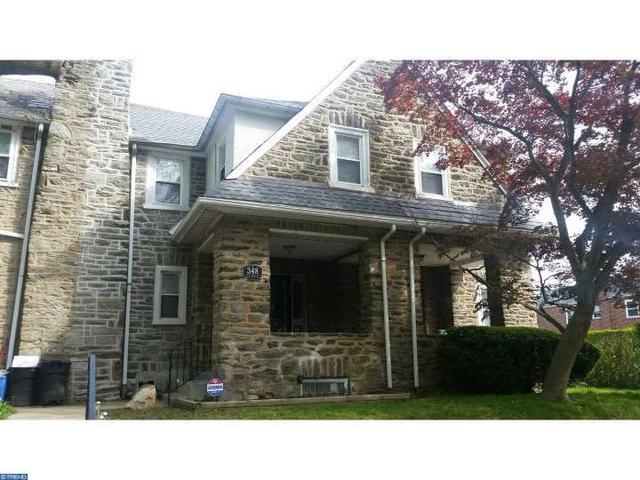 348 Glen Echo Rd Philadelphia, PA 19119