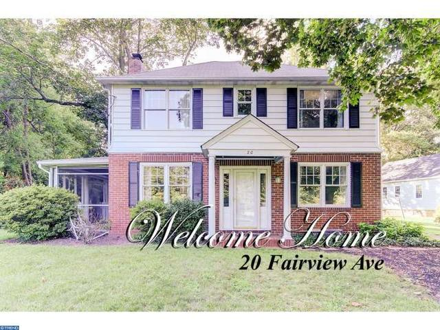 20 Fairview Ave, Princeton, NJ 08540