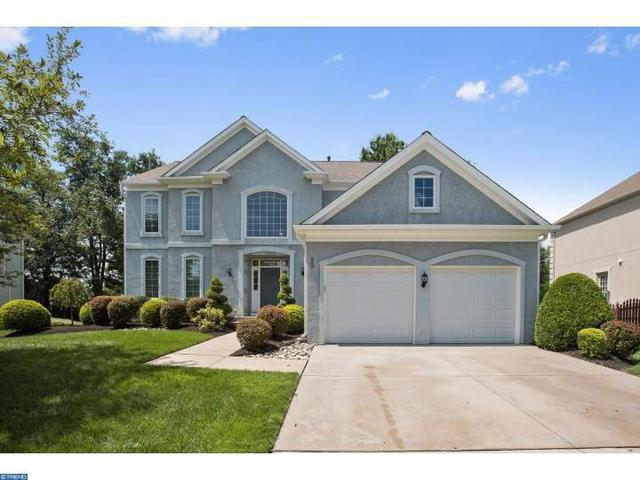 22 Manor House Dr, Cherry Hill, NJ 08003
