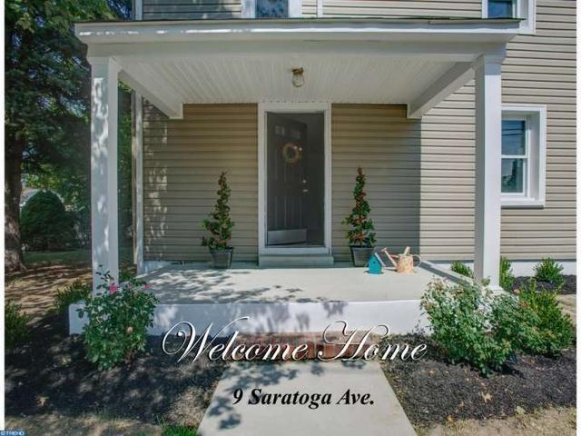 9 Saratoga Ave, Ewing, NJ 08618