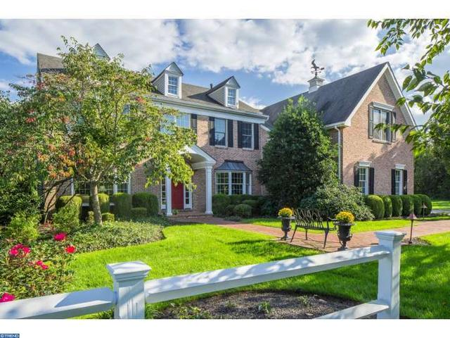 19 Normandy Ct, Skillman, NJ 08558