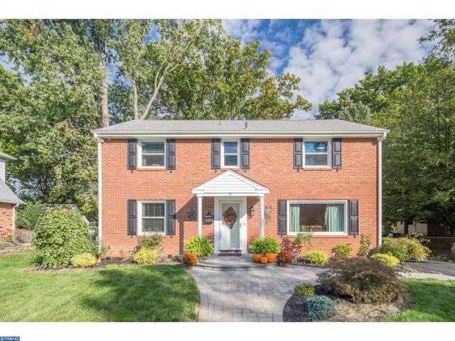 9 Lenape Rd, Cherry Hill, NJ 08002