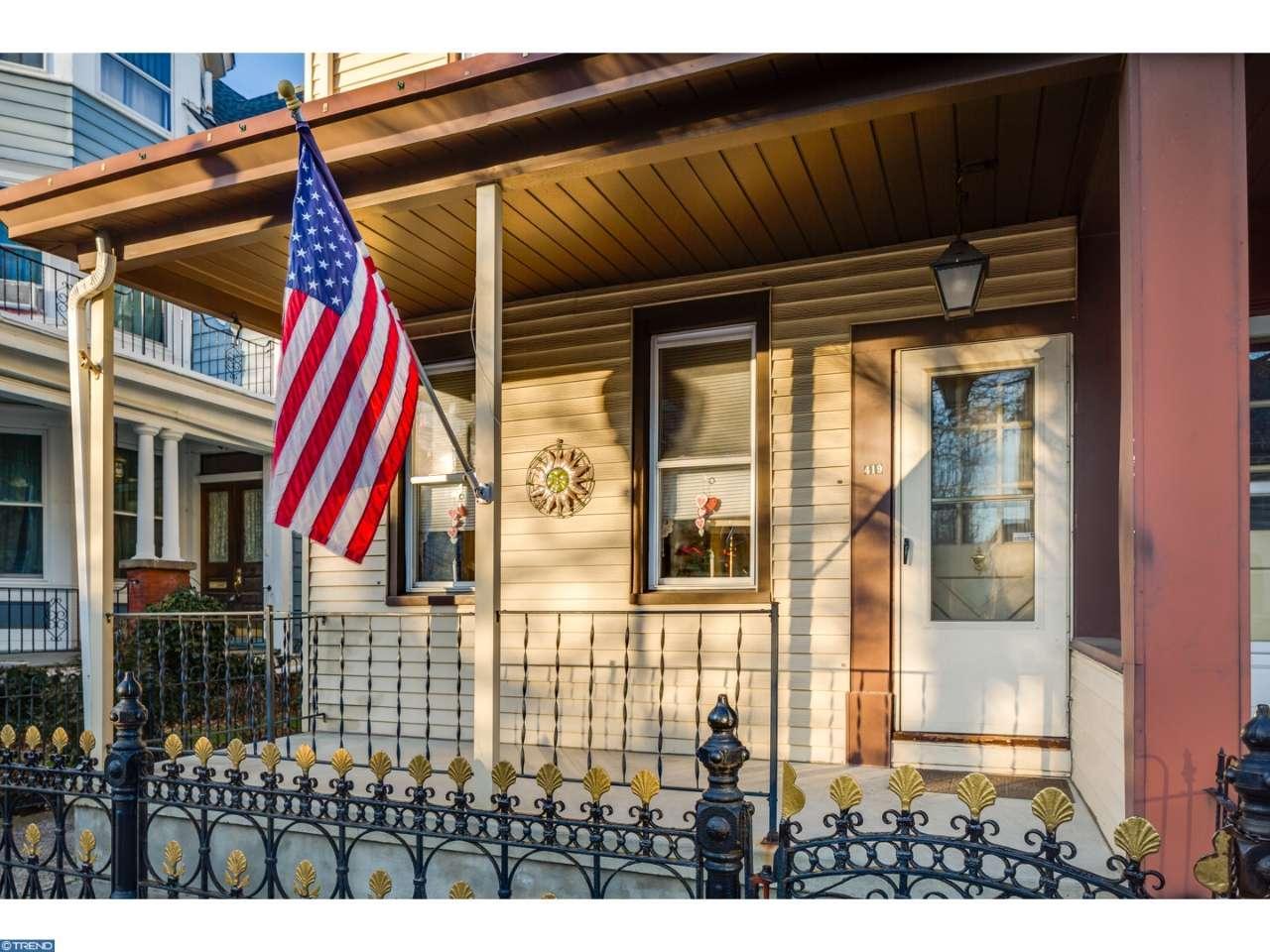 419 Monmouth Street, Gloucester City, NJ 08030