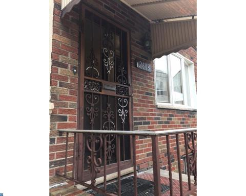 2608 S Sartain St, Philadelphia, PA 19148