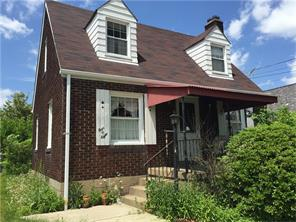 408 Ford St, West Mifflin PA 15122