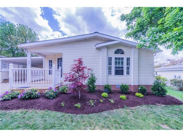 261 rock lake dr zelienople pa 2bd 2ba mls 1263332 movoto