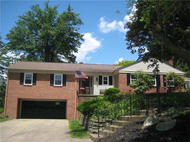 1681 Pinetree DrPittsburgh, PA 15241