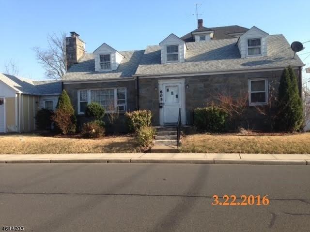 805 Washington Ave, Manville NJ 08835
