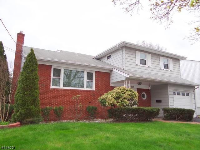 921 Sheridan St, Union, NJ 07083