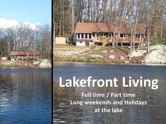 321 E Lakeshore Dr-lakefront, Vernon Twp., NJ 07422