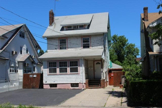 Undisclosed, Elizabeth City, NJ 07208