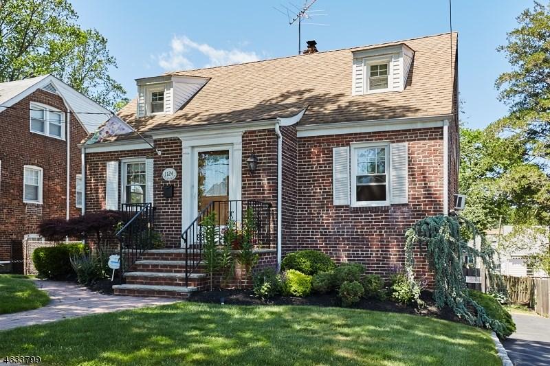 1124 Bushnell Street, Union, NJ 07083