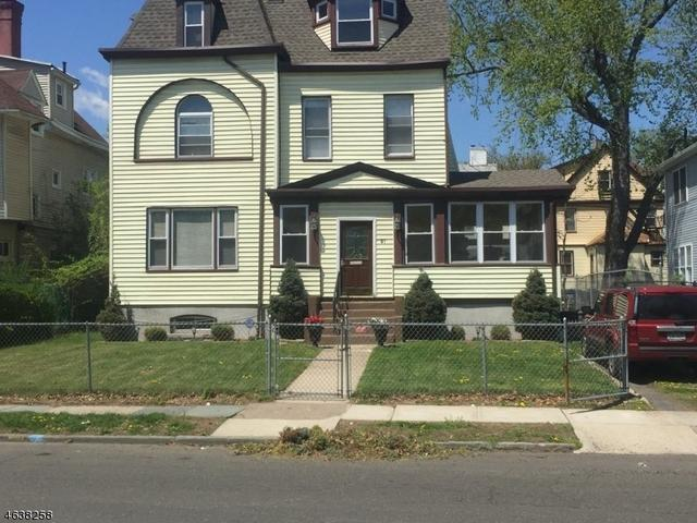 81 N 18th St East Orange, NJ 07017