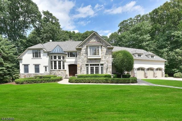 104 Evergreen Ct, Franklin Lakes, NJ 07417