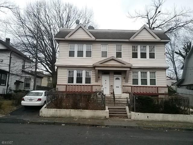 Adams St, Irvington Twp., NJ 07111