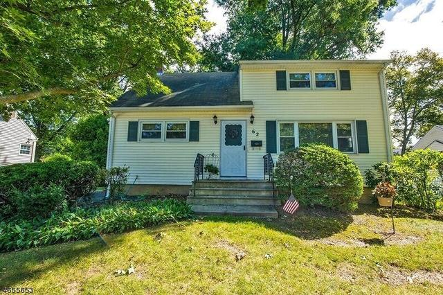 62 Hickson Dr, New Providence, NJ 07974