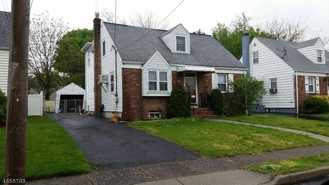 68 Rooney St, Clifton, NJ 07011