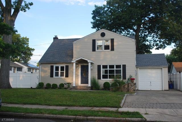 1341 Lincrest Ter, Union, NJ 07083