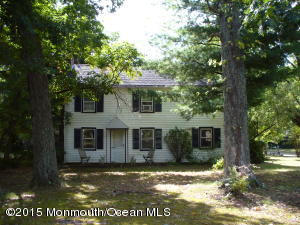 67 Paint Island Spring Rd, Millstone Township, NJ