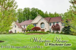 22 Winchester Ln, Holmdel, NJ 07733