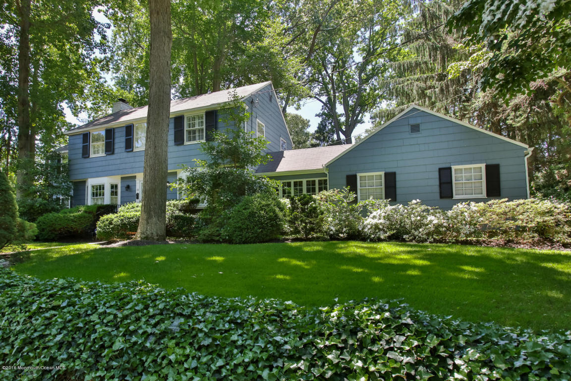 18 Brookside Ave, Fair Haven, NJ 07704