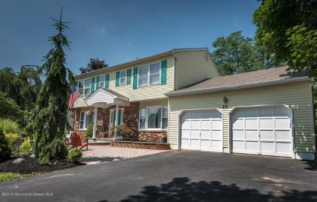 22 Spicy Pond Rd, Howell, NJ 07731